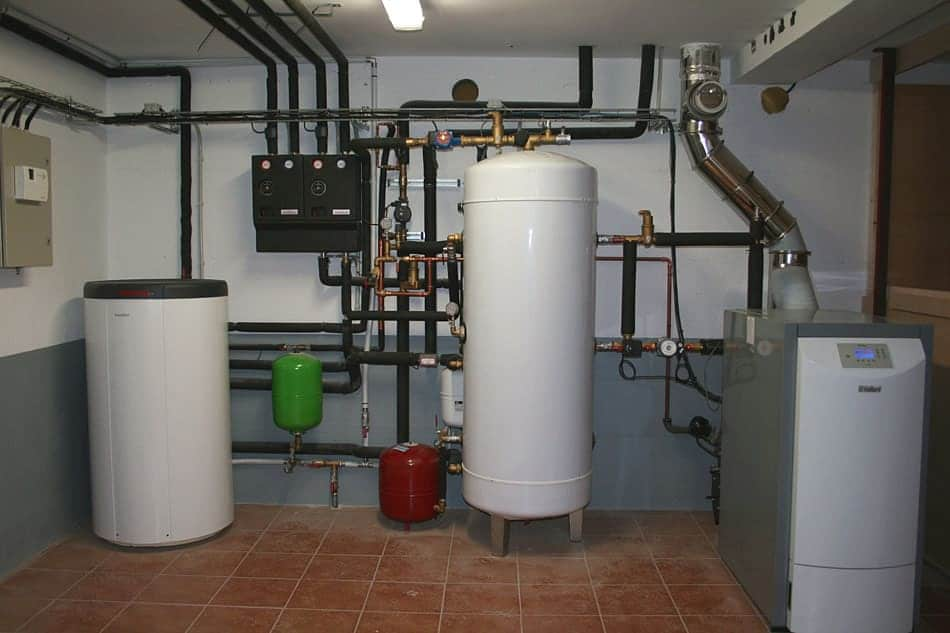 Calefacci n instalaciones blasco for Calefaccion por aerotermia